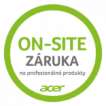 Acer On-Site Záruka
